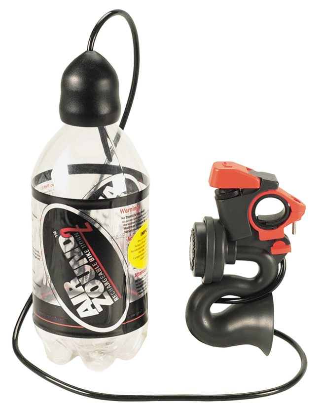 Delta AirZound Rechargeable Air Powered Horn 115db